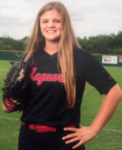 Westmoore's Hannah Harrison – Academic Athlete of the Month